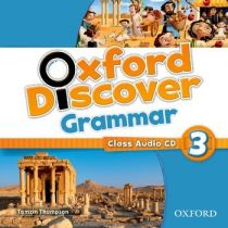 Oxford Discover Grammar Audio CD 3