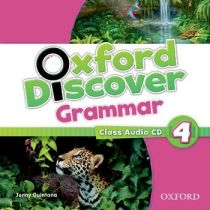Oxford Discover Grammar Audio CD 4