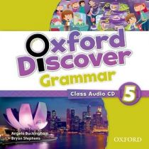 Oxford Discover Grammar Audio CD 5
