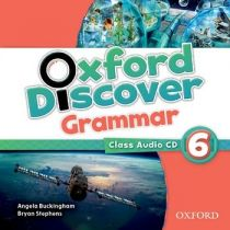 Oxford Discover Grammar Audio CD 6