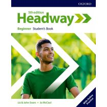 Headway Beginner Student's Book with Online Practice