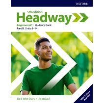 Headway Beginner Student's Book B with Online Practice