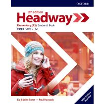 Headway Elementary Student's Book B with Online Practice