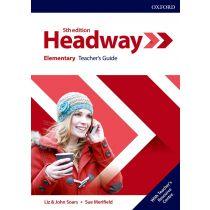Headway Elementary Teacher's Guide with Teacher's Resource Center