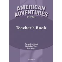 American Adventures Starter Teacher's Book
