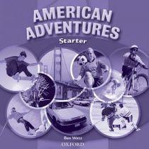 American Adventures Starter Class CD