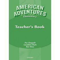 American Adventures Elementary Teacher's Book