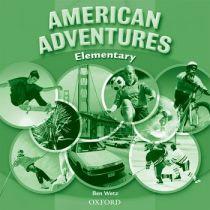 American Adventures Elementary Class CD