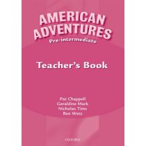 American Adventures Pre-Intermediate Teacher's Book
