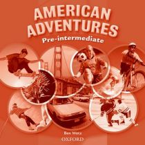 American Adventures Pre-Intermediate Class CD