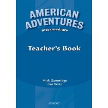 American Adventures Intermediate Teacher's Book