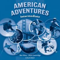 American Adventures Intermediate Class CD
