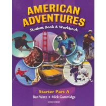 American Adventures Starter Part A