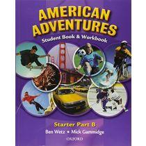 American Adventures Starter Part B