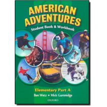 American Adventures Elementary Part A