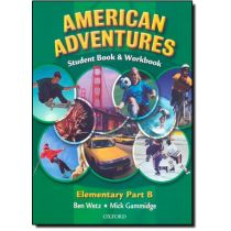 American Adventures Elementary Part  B