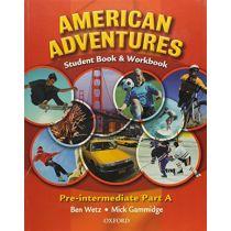 American Adventures Pre-Intermediate Part A