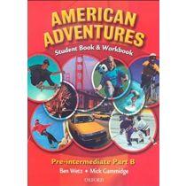 American Adventures Pre-Intermediate Part B