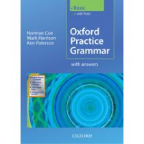 Oxford Practice Grammar: Basic (with Key and CD-ROM Pack)