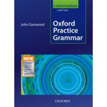 Oxford Practice Grammar: Intermediate (with Key and CD-ROM Pack)