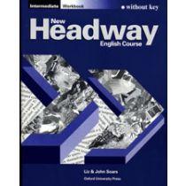 New Headway Intermediate: Workbook without Key