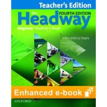 New Headway Beginner: In-App Student' Book (Teacher's Edition) In-App (Fourth Edition)