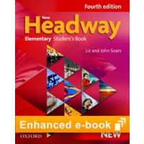 New Headway Elementary:  Student's Book e-Book (Fourth Edition)