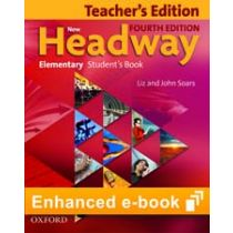 New Headway Elementary: In-App Student' Book (Teacher's Edition) In-App (Fourth Edition)