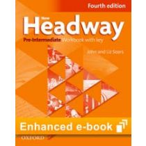 New Headway Pre-Intermediate: Workbook e-Book In-App (Fourth Edition)