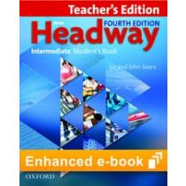 New Headway Intermediate: In-App Student' Book (Teacher's Edition) In-App (Fourth Edition)