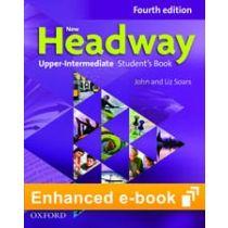 New Headway Upper-Intermediate: Student's Book e-Book (Fourth Edition)