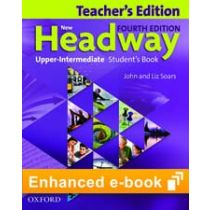 New Headway Upper-Intermediate: Student' Book (Teacher's Edition) (Fourth Edition)