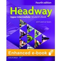 New Headway Upper-Intermediate: In-App Student's Book e-book In-App (Fourth Edition)
