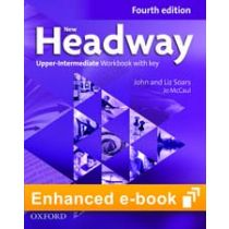 New Headway Upper-Intermediate: In-App Workbook e-book In-App (Fourth Edition)