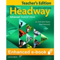 New Headway Advanced: Student' Book (Teacher's Edition) (Fourth Edition)