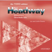 New Headway Elementary: Class Audio CDs (2) (Third Edition)