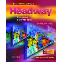 New Headway Elementary: Student's Book B (Third Edition)