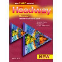 New Headway Elementary: Teacher's Resource Book (Third Edition)