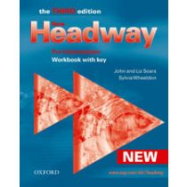New Headway Pre-Intermediate: Workbook with Key (Third Edition)