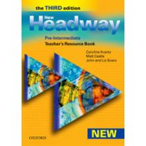 New Headway Pre-Intermediate:  Teacher's Resource Book (Third Edition)
