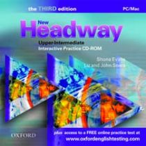 New Headway Upper-Intermediate: Interactive Practice CD-ROM (Third Edition)