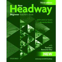 New Headway Beginner: Teacher's Book & Teacher's Resource DVD Pack (Third Edition)