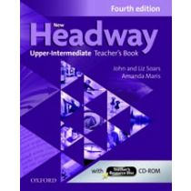 New Headway Upper-Intermediate: Teacher's Book and Teacher's Resource Disk (Fourth Edition)