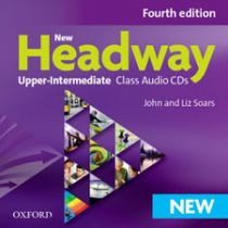 New Headway Upper-Intermediate: Class Audio CDs (4) (Fourth Edition)