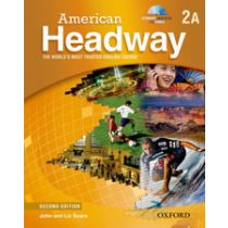 American Headway Second Edition Level 2: Student Pack A