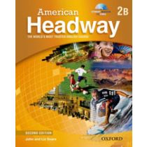 American Headway Second Edition Level 2: Student Pack B