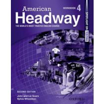 American Headway Second Edition Level 4: Workbook