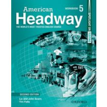 American Headway Second Edition Level 5: Workbook
