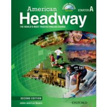 American Headway Second Edition Starter: Student Pack A