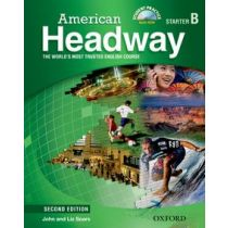 American Headway Second Edition Starter: Student Pack B
